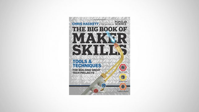 Featured image of [DEAL] Learn the Basics with The Big Book of Maker Skills, Just $12.17