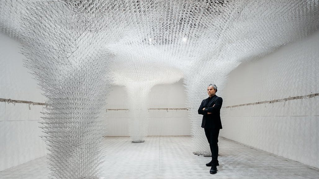 Larger-Than-Life 3D Printed Architectural Structure on Display at 2018 Venice Biennale | All3DP