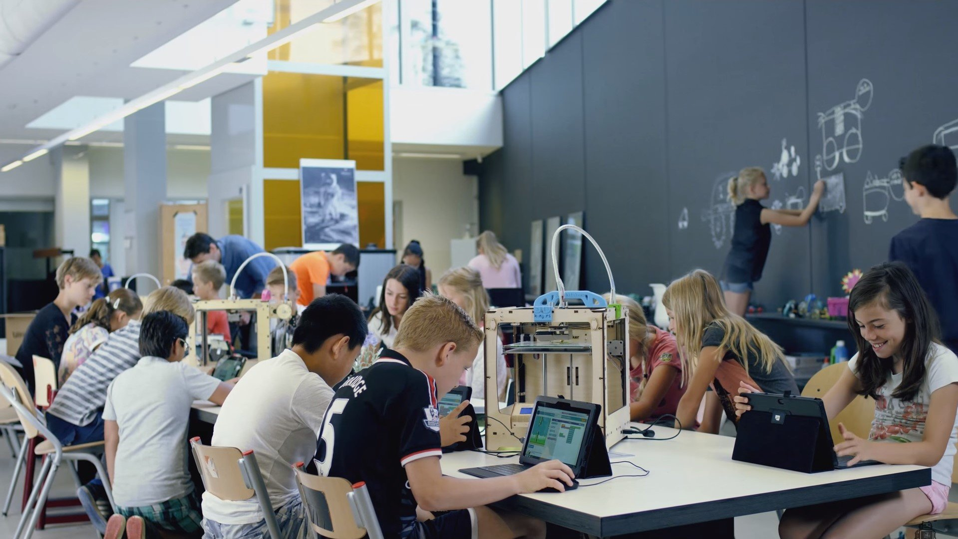 3D Printers For Schools - What to Consider and Which to Choose   All3DP
