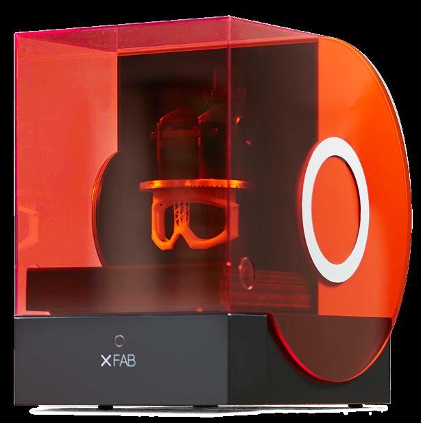 Image de Imprimantes 3D professionnelle SLA/DLP: XFAB de DWS