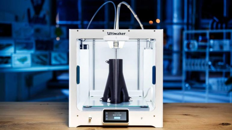 Image of Large 3D Printer (Large-Format / Large-Scale / Large-Volume): Ultimaker S5