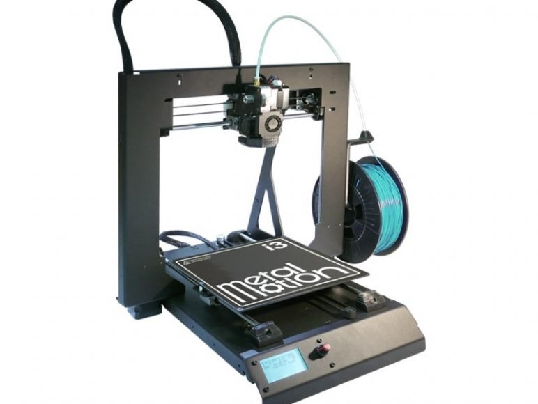Image of Best Prusa i3 Clone Alternatives: The Most Reputable : RepRap France i3 Metal Motion