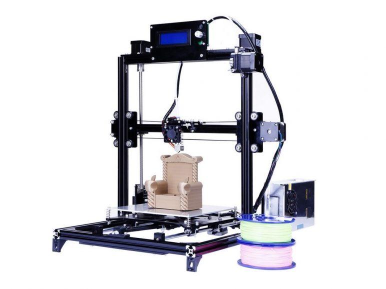 Image of Cheap DIY 3D Printer Kit: FLSUN Prusa i3