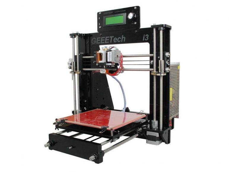 Image of Best Prusa i3 Clone Alternatives: The Cheapest: Geeetech Prusa i3 Pro B