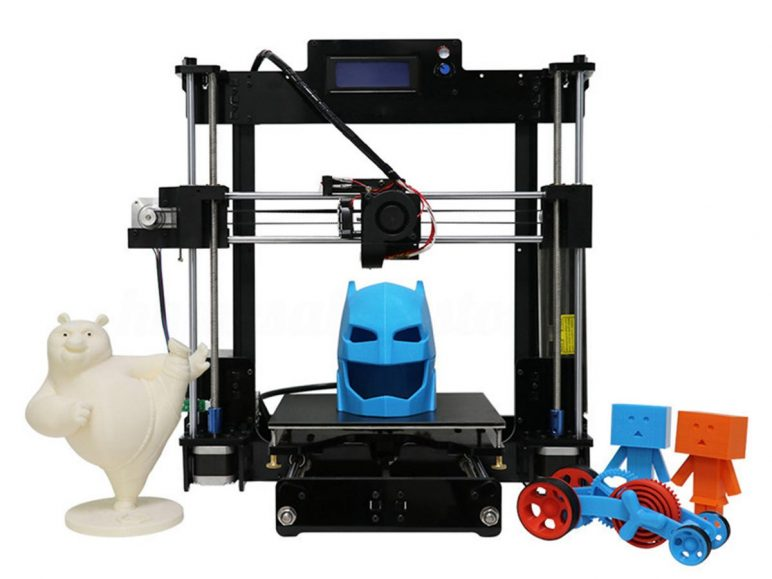 Image of Best Prusa i3 Clone Alternatives: The Cheapest: Anycubic Modular i3