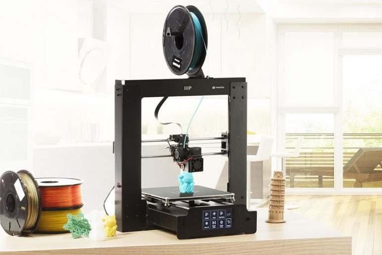 Image of Best Prusa i3 Clone Alternatives: The Most Reputable : Monoprice Maker Select Plus
