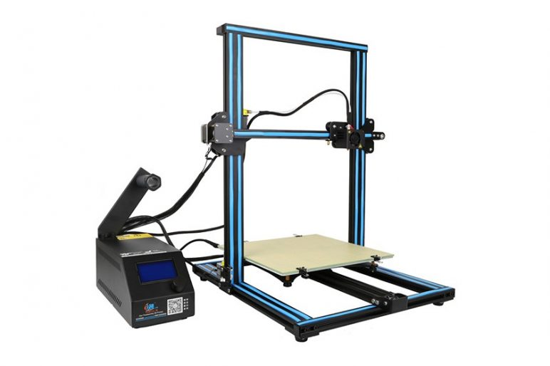 Image of Creality CR-10S – Review the Specs: What's Special?