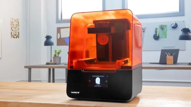 Image de Imprimantes 3D professionnelle SLA/DLP: Form 3 de Formlabs