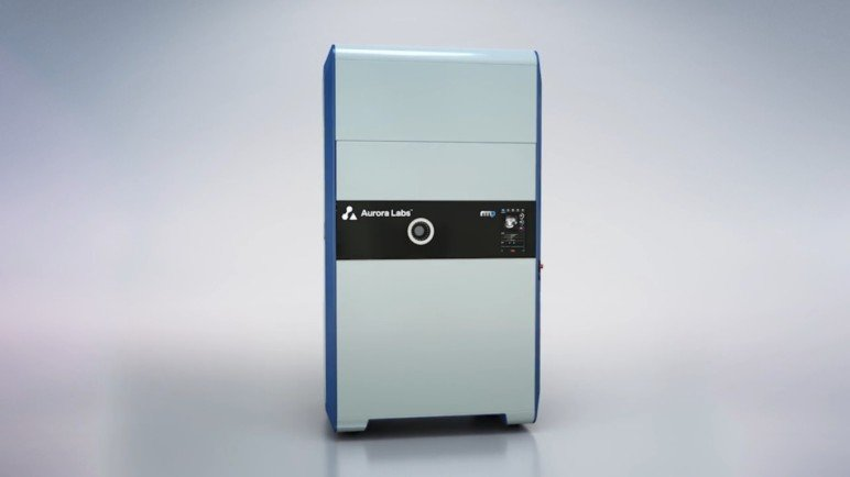 Image of Metal 3D Printer Guide: Aurora Labs
