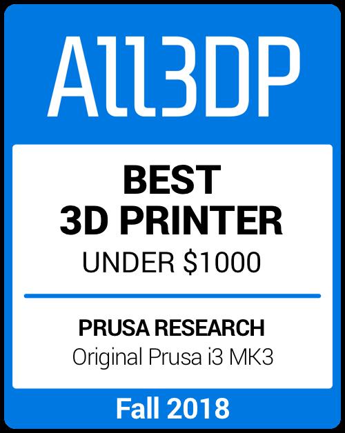 Best Cheap 3d Printer 2018 Priced Under 200 300 500 1000 All3dp