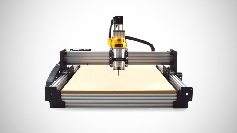 Image of Best Desktop CNC Routers & DIY CNC Router Kits: Ooznest Workbee
