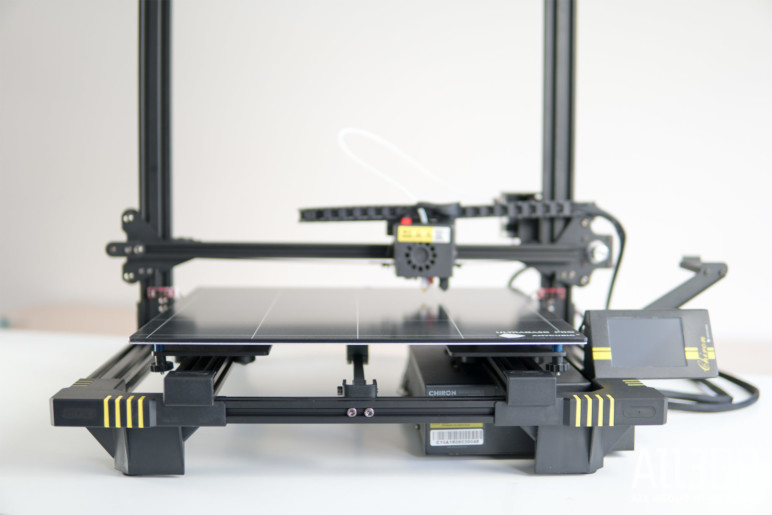 Image of Anycubic Chiron Review: Design
