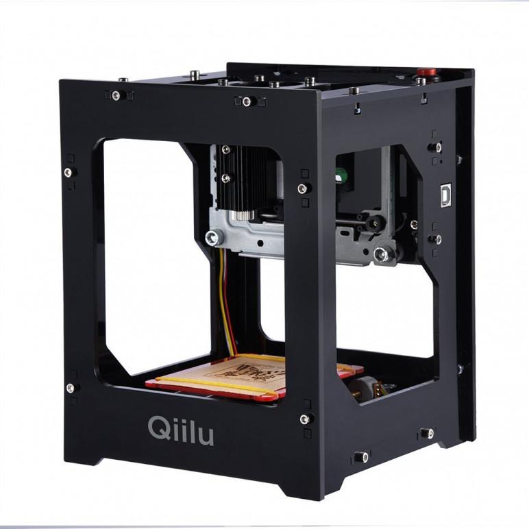 Image of Die 15 besten Laser-Cutter/Gravierer im Herbst 2018: QIILU Mini Laser Engraver