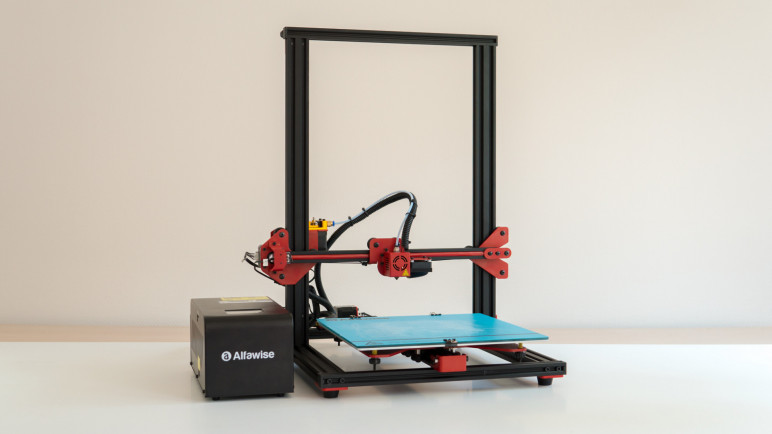Image of Best Cheap 3D Printer Priced Under $300: Alfawise U20