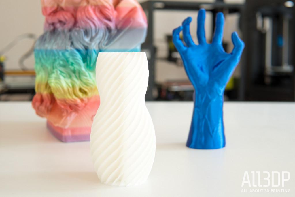 Alfawise U20 3D printer review