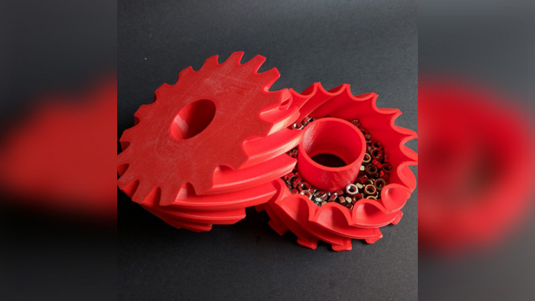 Image of Cool Things to 3D Print: Cog Twist Box