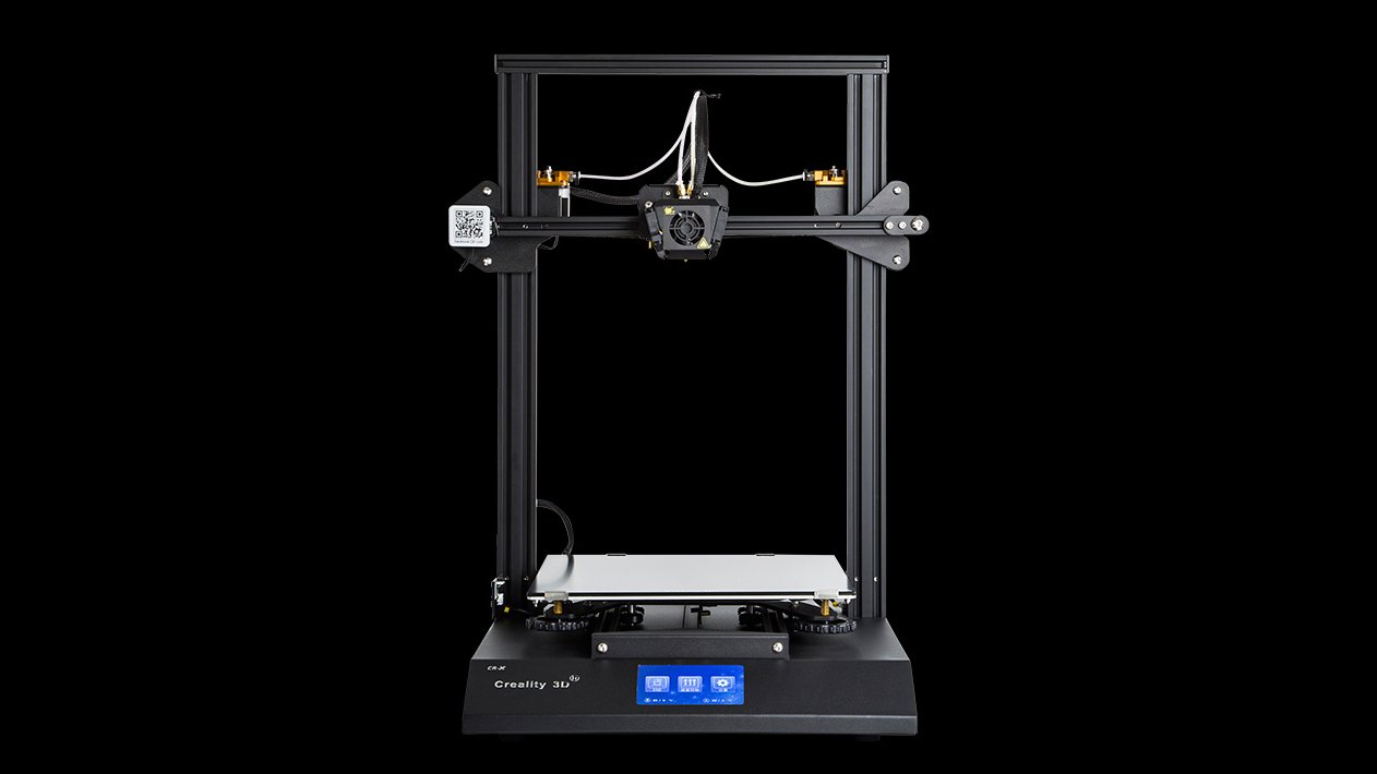 Creality CR-X: datos sobre la impresora 3D con doble extrusor | All3DP