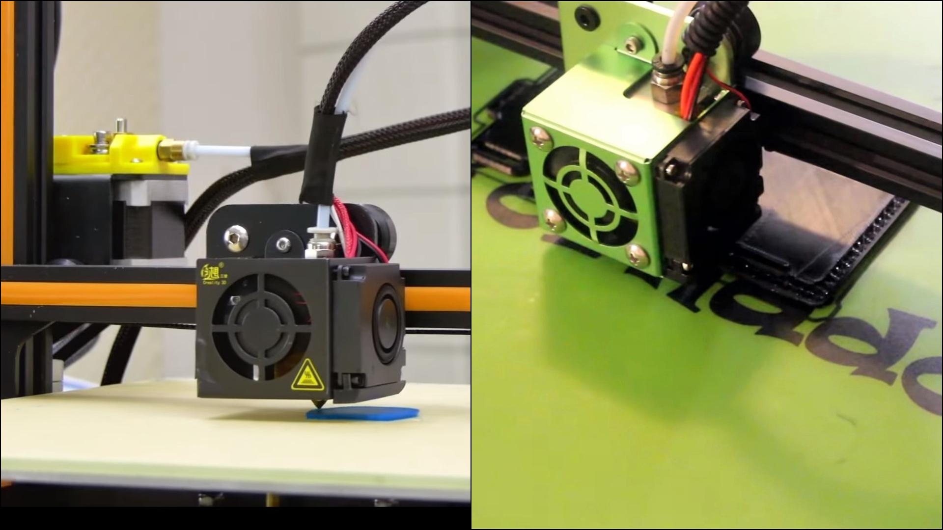 Tevo Tornado vs Creality CR-10 – 3D Printer Shootout | All3DP