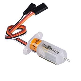The BLTouch sensor.