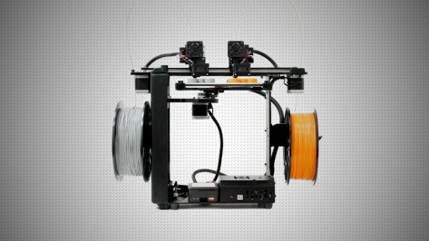 Featured image of 2018 MakerGear M3-ID 3D Printer – Review the Specs