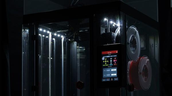 Image de Imprimante 3D Raise3D Pro2 Plus: les points-clés: Fiche technique