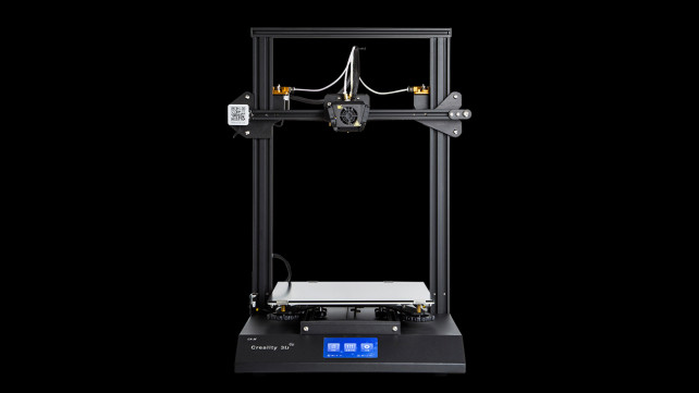Featured image of Creality CR-X 3D Printer: Review the Facts & First Impressions