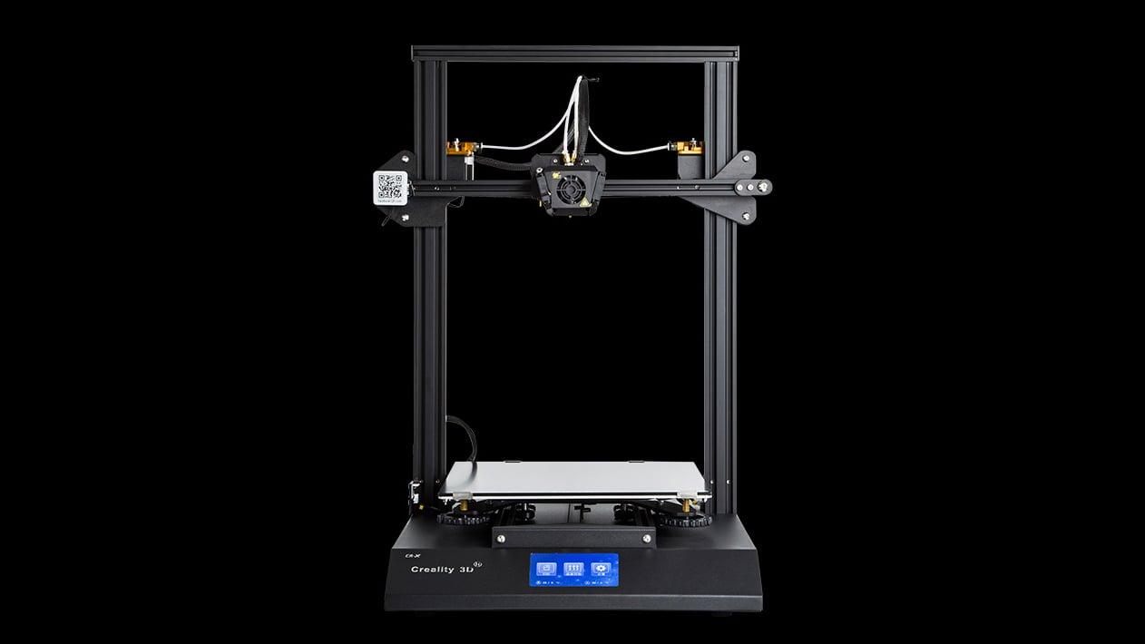 Creality CR-X 3D-Drucker-Test: Blick auf die Specs | All3DP