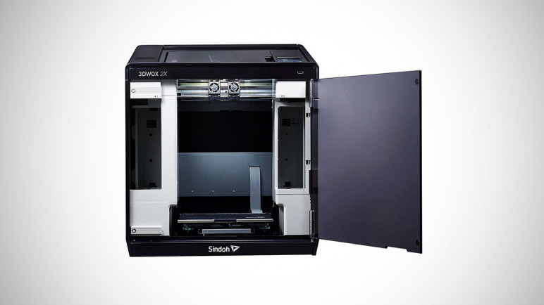 Image of Dual Extruder 3D Printer: Sindoh 3DWOX 2X