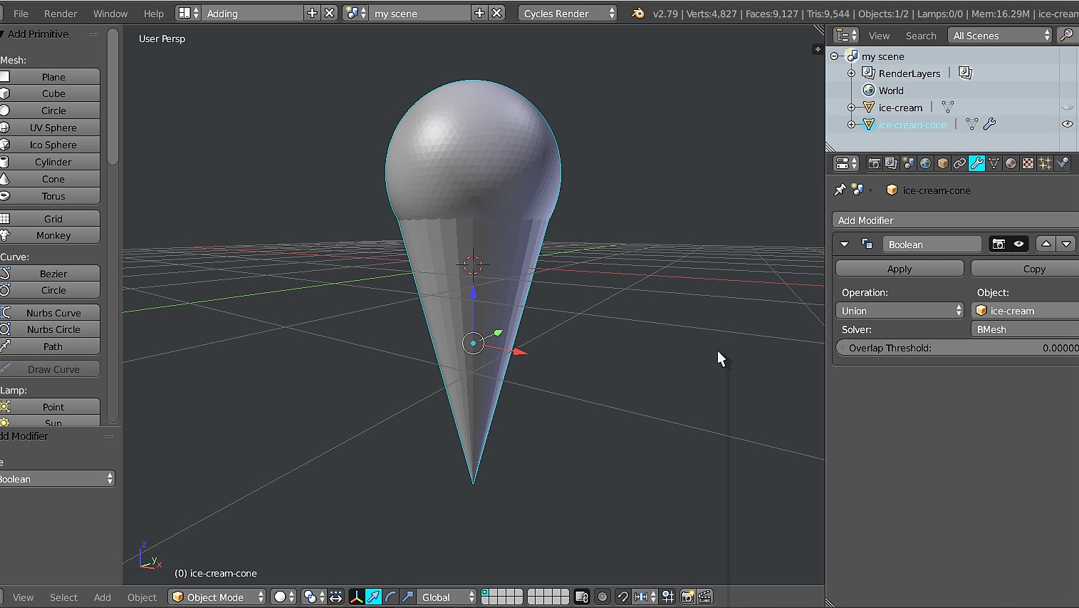 Blender: How to Merge Objects – Simply Explained   All3DP