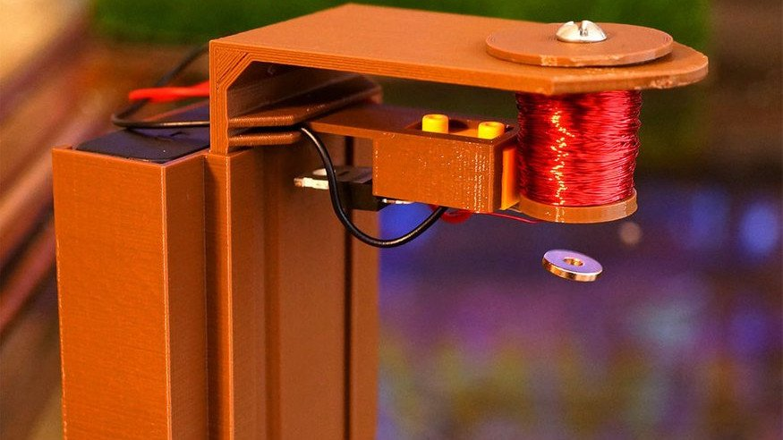 ba8b712cc18 Featured image of Weekend Project  3D Print Your Own Magnetic Levitation  Device!