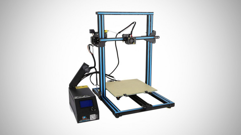 Image of Best Cheap 3D Printer Priced Under $500: Creality CR-10S