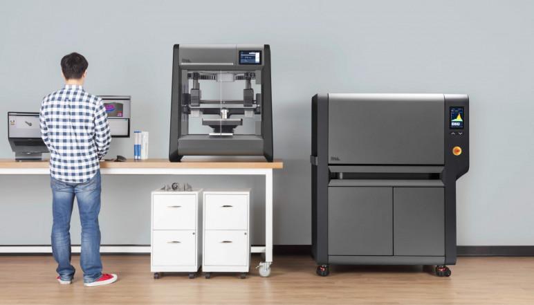 Image of Guide de l'imprimante 3D métal: Desktop Metal