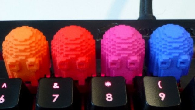 Featured image of 3D Printed Keycaps – 10 Best Curated Models to 3D Print