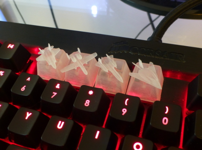 3D Printed Keycaps - 10 Best Curated Models to 3D Print | All3DP