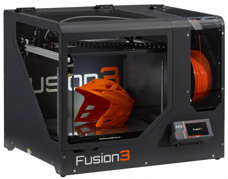 Image of Large 3D Printer (Large-Format / Large-Scale / Large-Volume): Fusion3 F410