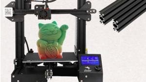 3d printer Creality 3D ender 3