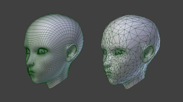 Featured image of Blender – How to Reduce Polygons