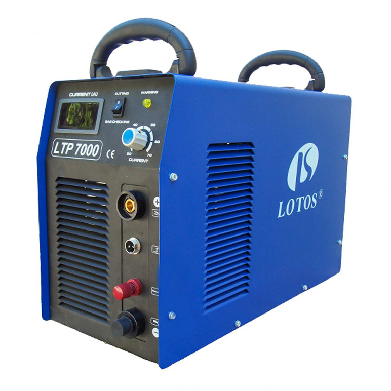 Image of Plasma Cutter Buyer's Guide: Lotos LTP7000