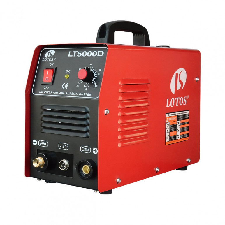 Image of Plasma Cutter Buyer's Guide: Lotos LT5000D