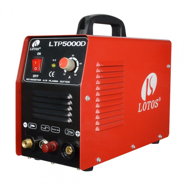 Image of Plasma Cutter Buyer's Guide: Lotos LTP5000D