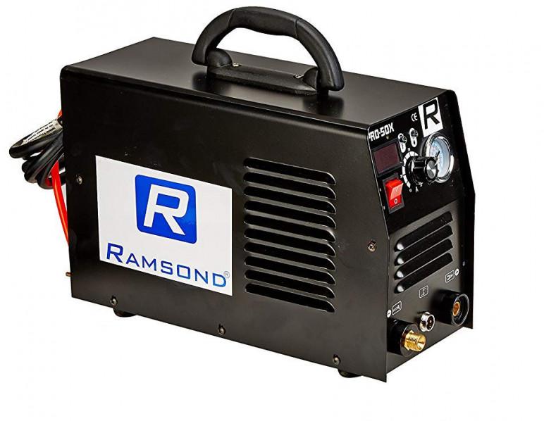 Image of Plasma Cutter Buyer's Guide: Ramsond Cut 50