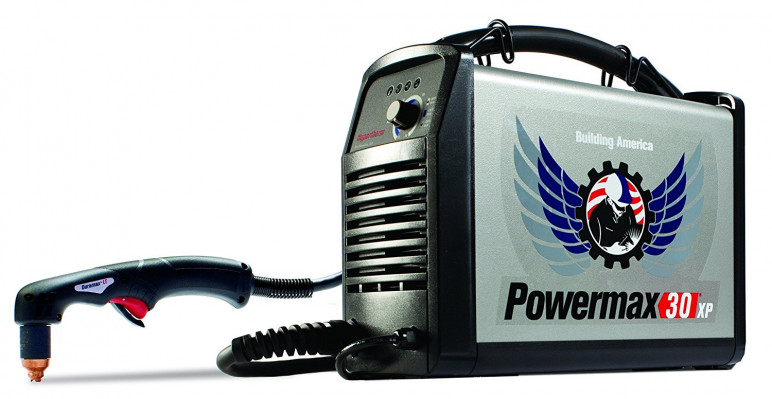 Image of Plasma Cutter Buyer's Guide: Hypertherm Powermax 30 XP