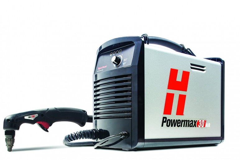 Image of Plasma Cutter Buyer's Guide: Hypertherm Powermax 30 Air