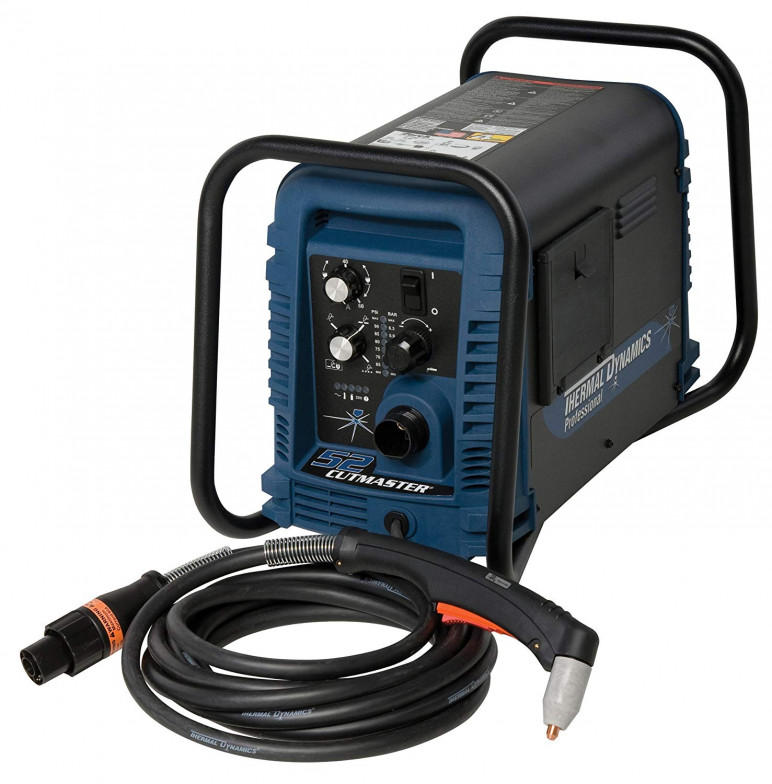 Image of Plasma Cutter Buyer's Guide: Thermal Dynamics Cutmaster 52
