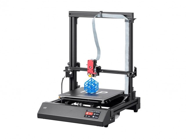 Featured image of Monoprice Maker Pro Mk.1: Review the Facts of the 3D Printer