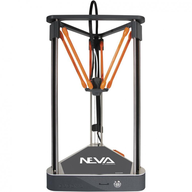 Image of Best Cheap 3D Printer Priced Under $500: Dagoma Neva Magis