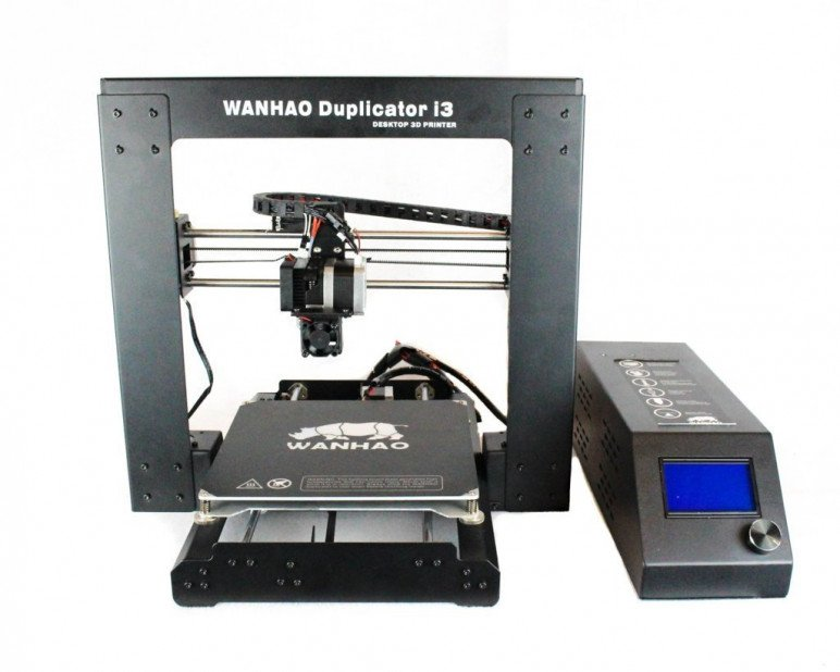 Image of Best Cheap 3D Printer Priced Under $500: Wanhao Duplicator i3 V2.1