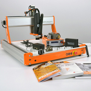 Product image of Stepcraft 2 All-in-One CNC Machine