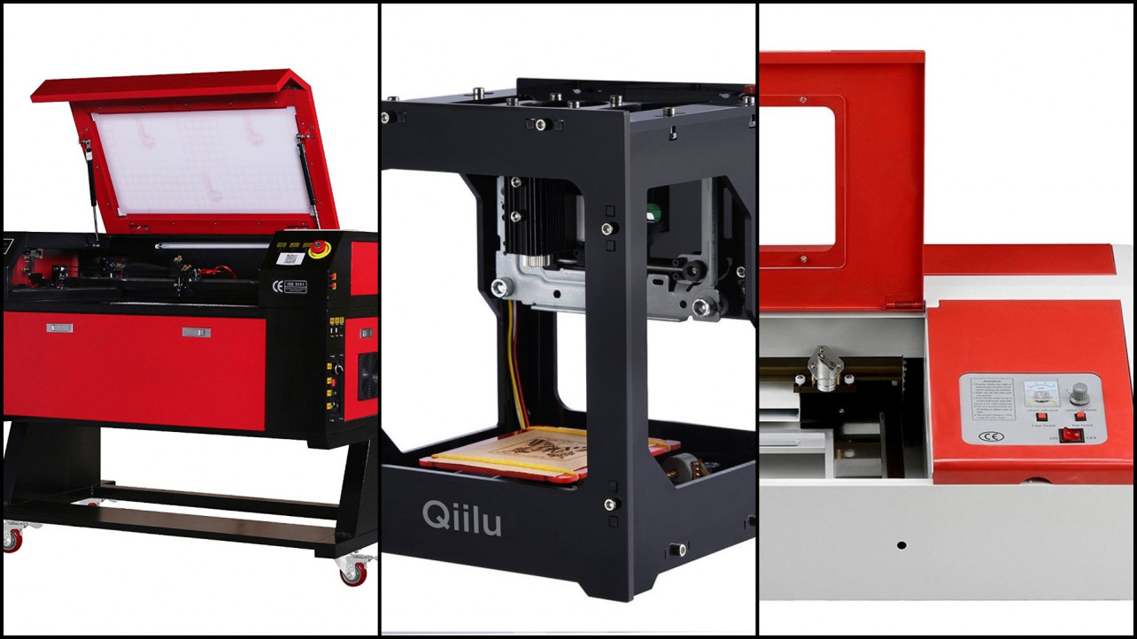 5 Best CO2 Laser Engraver Machines in 2019 | All3DP