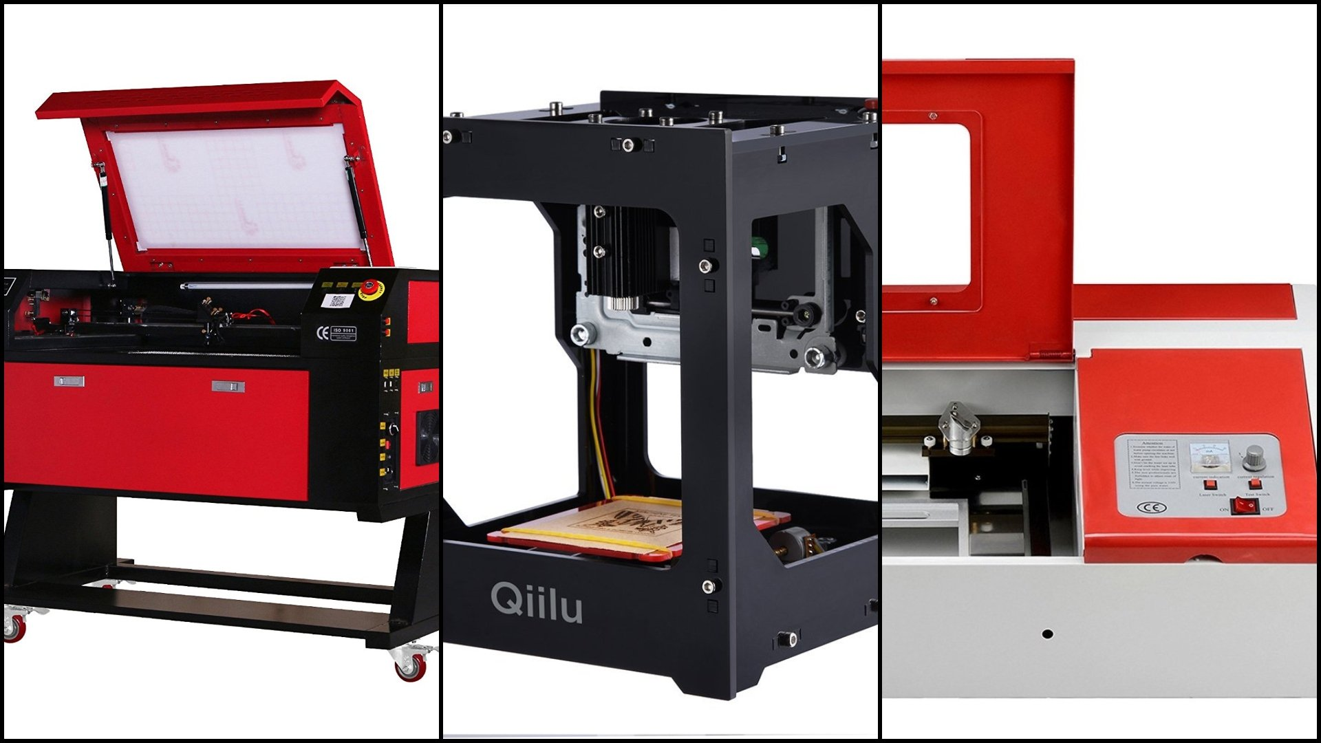 5 Best CO2 Laser Engraver Machines | All3DP